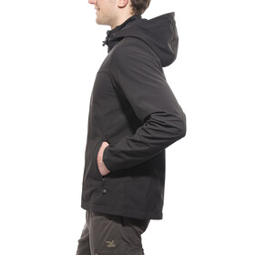 axant Alps Softshell Jacket Men black